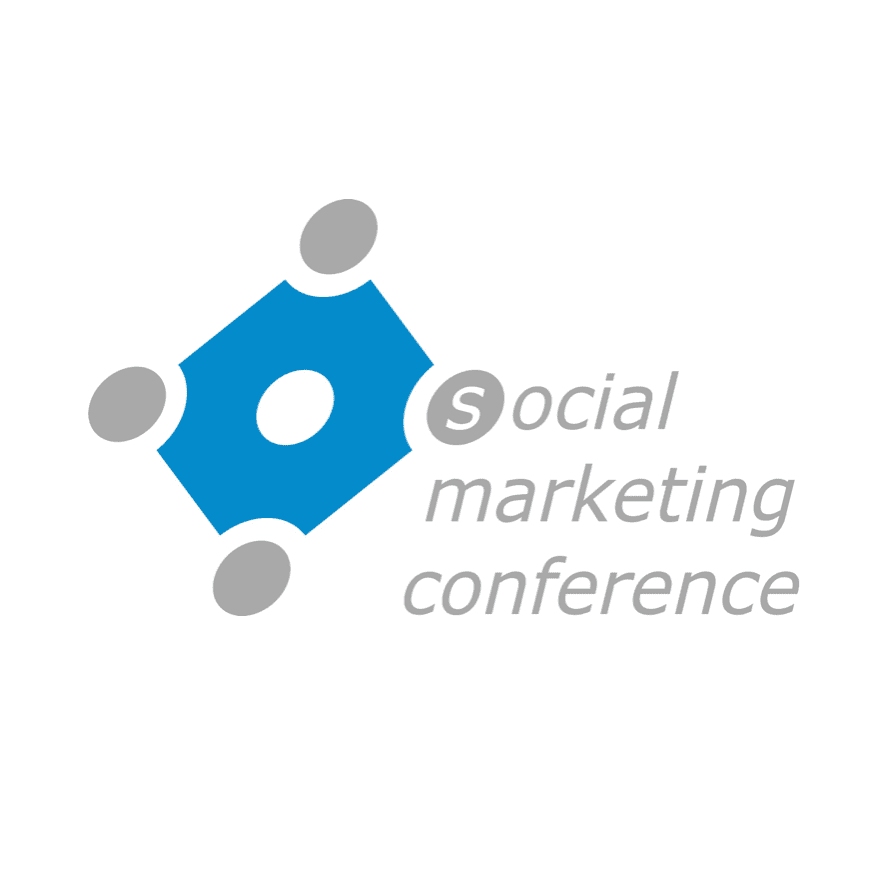 Логотип компании Social marketing